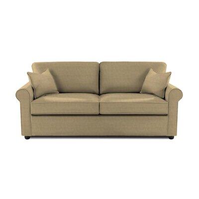 Klaussner Furniture Madison Queen Sleeper Sofa & Reviews