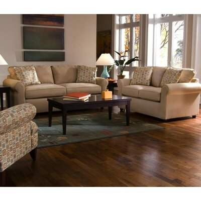 Klaussner Furniture Brighton Sleeper Living Room Collection Reviews Wayfair Supply