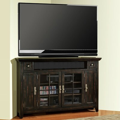 Tahoe Corner TV Stand by Parker House