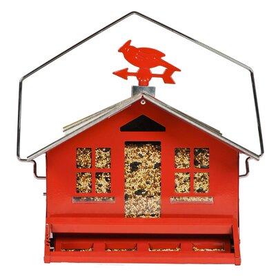 Perky Pet WB Squirrel Be Gone Bird Feeder