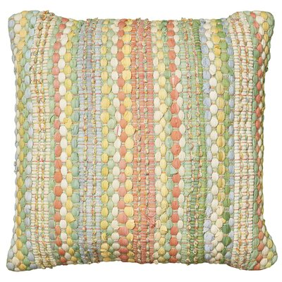 LR Resources Braided Altair Decorative Cotton Throw Pillow