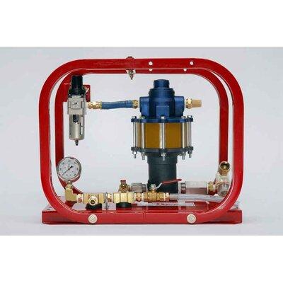 3 GPM Pneumatic Hydrostatic Test Pump by Rice Hydro