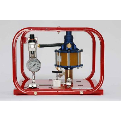 20000 PSI Pneumatic Hydrostatic Test Pump by Rice Hydro