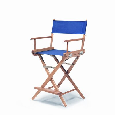 Telescope Casual Counter Height World Famous Director Chair