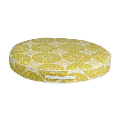 Circular Patio Dog Pillow by Bowsers