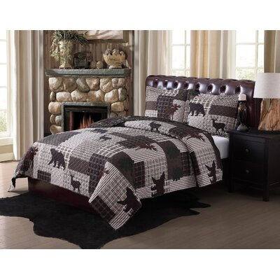 Upper Peninsula Quilt Set by Remington
