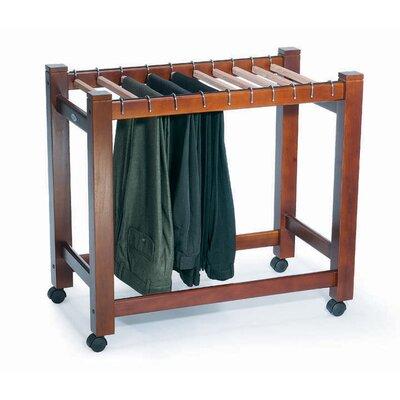 Pant Trolley Garment Rack Product Photo