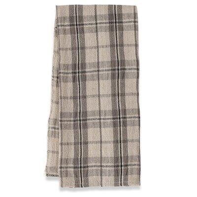 Khadhi Plaid Tea Towel by Couleur Nature