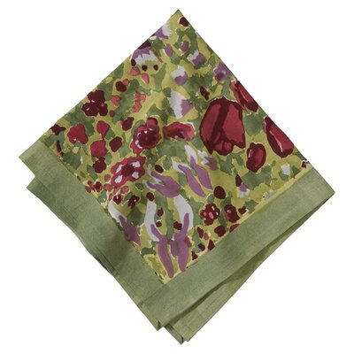Jardine Napkin by Couleur Nature