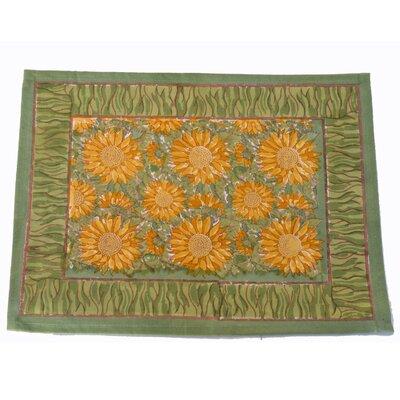 Couleur Nature Sunflower Placemat