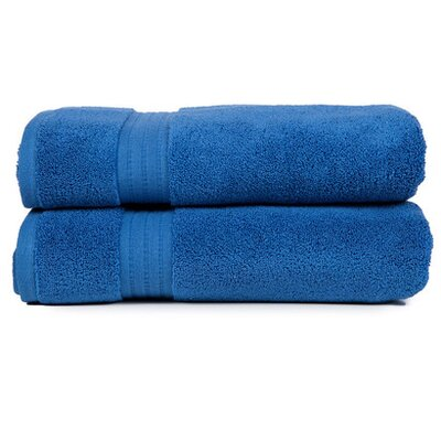 Modern Living Fine Cotton Bath Towel by Nine Space