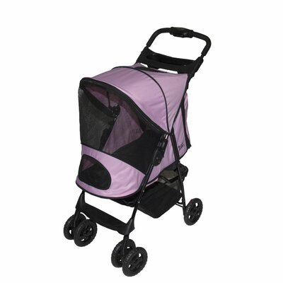 Happy Trails Standard Pet Stroller (Cover Included) by Pet Gear