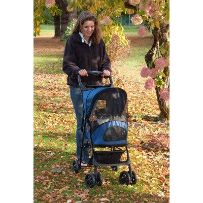 Happy Trails Standard Pet Stroller by Pet Gear