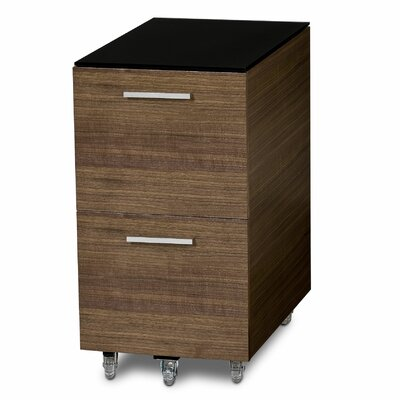 BDI Sequel 2-Drawer Mobile Tall  File