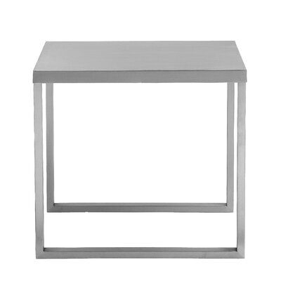 Century End Table by Pangea Home