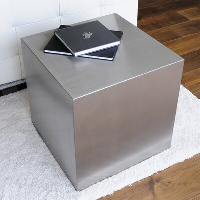 Lanser End Table by Pangea Home