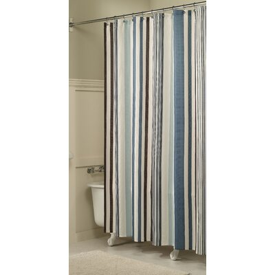 m.style Flo Shower Curtain