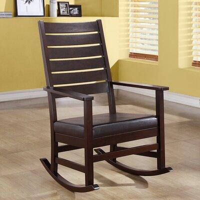 Monarch Specialties Inc Rocking Chair Amp Reviews Wayfair