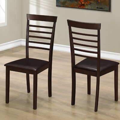 Side Chair by Monarch Specialties Inc.