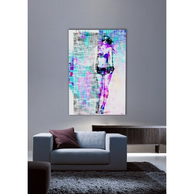 Parvez Taj Warwick - Art Print on Premium Canvas