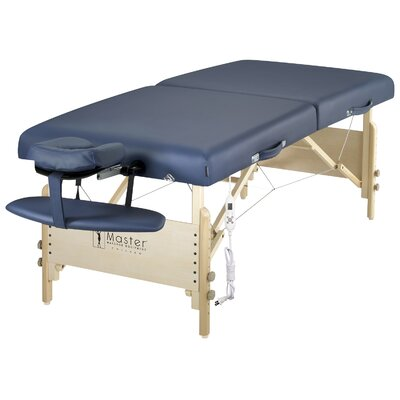 Coronado LX Therma Top Package Massage Table by Master Massage