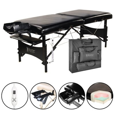 Therma-Top Galaxy Massage Table Pro Package by Master Massage