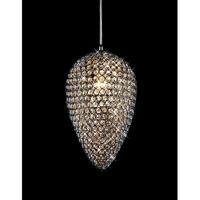 Orai 5 Light Crystal Chandelier Product Photo
