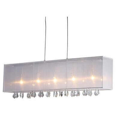 Jess 5 Light Crystal Chandelier Product Photo