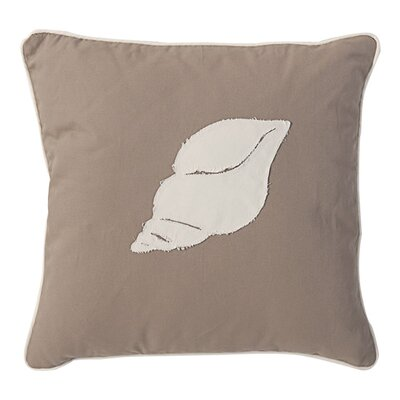 Shell Pillow by A&B Home Group, Inc