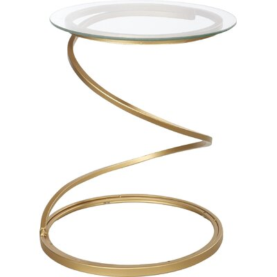 Hadley Side Table by A&B Home Group, Inc