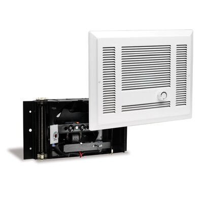 Cadet SL Series 3,000 Watt Wall Insert Electric Fan Heater