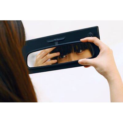 Molla Space, Inc. Rearview Mirror Notebook