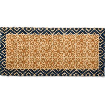 Geo Estate Coir Doormat by TAG