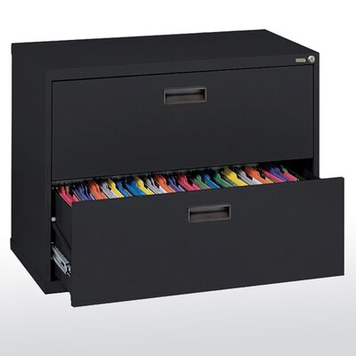 Sandusky Cabinets 400 Series 2-Drawer  File Cabinet