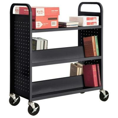 Sandusky Cabinets Book Cart