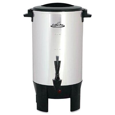 Original Gourmet Food Co. Coffee Pro 30-Cup Percolating Urn