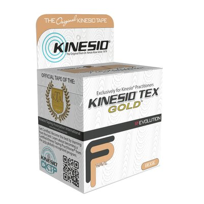 Tex Gold FP Tape by Kinesio