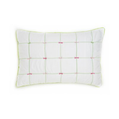 Tufted Standard Sham by Whistle and Wink