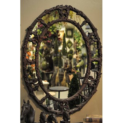 Oval Mirror by Winward Designs