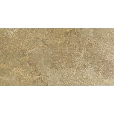 Epoch Architectural Surfaces 12'' x 24'' Porcelain Field Tile in Brown