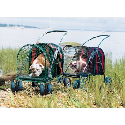 Kittywalk Systems Original SUV Standard Pet Stroller