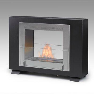 Wellington 2 Sided Fireplace by Eco-Feu