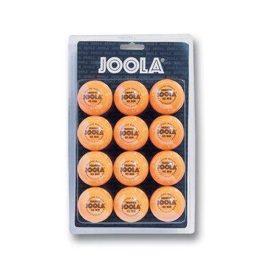 Joola USA 12 Piece 40 mm Table Tennis Training Ball Set