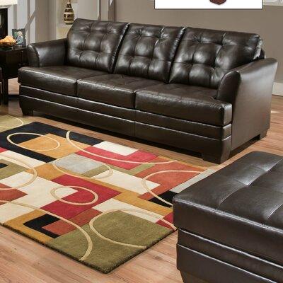 Simmons Upholstery UFI2504 Manhattan Sofa