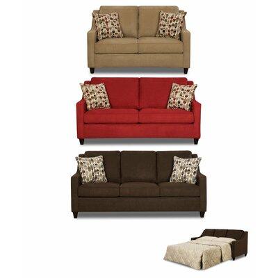 Simmons Upholstery Twillo Full Sleeper Sofa & Reviews