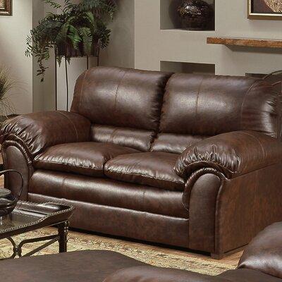 Simmons Upholstery UFI2641 Geneva Loveseat