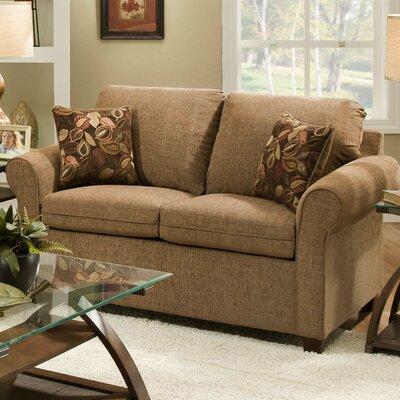 Simmons Upholstery UFI2658 Cullen Loveseat
