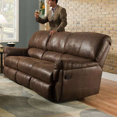 Simmons Upholstery UFI2900 Renegade Beautyrest Motion Sofa