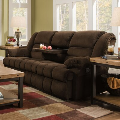 Dynasty Double Motion Sofa by Simmons Upholstery