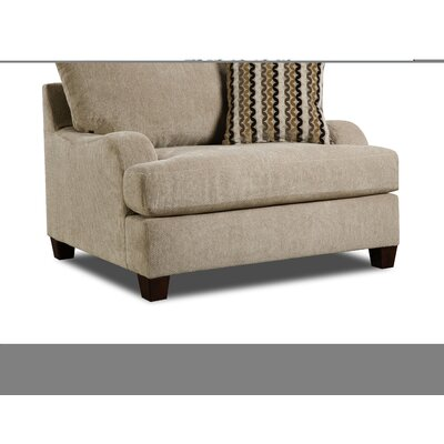 Trinidad Arm Chair by Simmons Upholstery